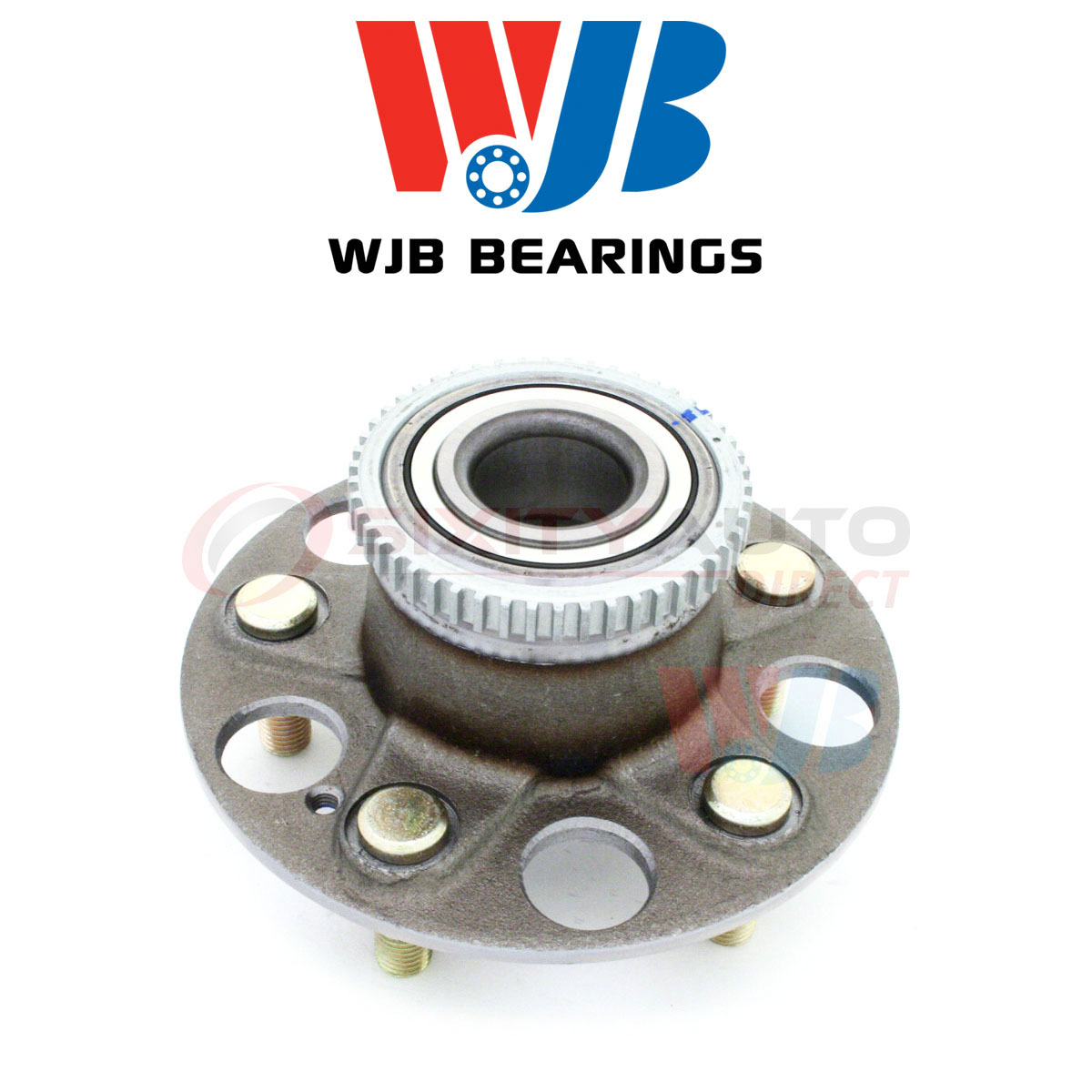 WJB Wheel Bearing & Hub Assembly For 1999-2003 Acura TL 3