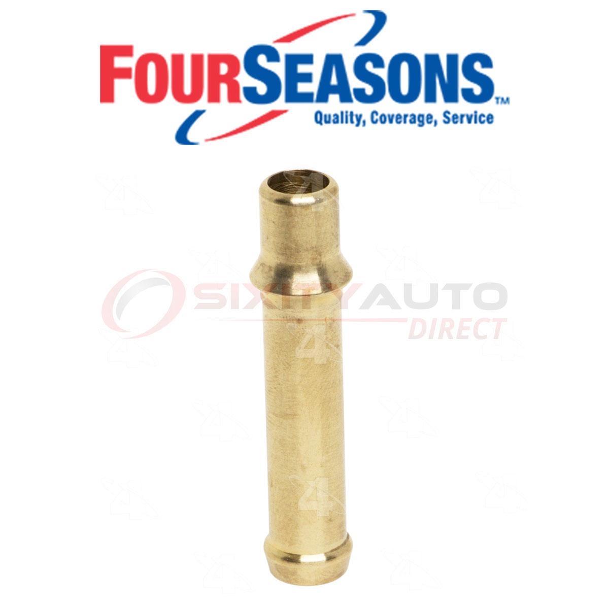 Four Seasons Transmission Oil Cooler Line Connector For