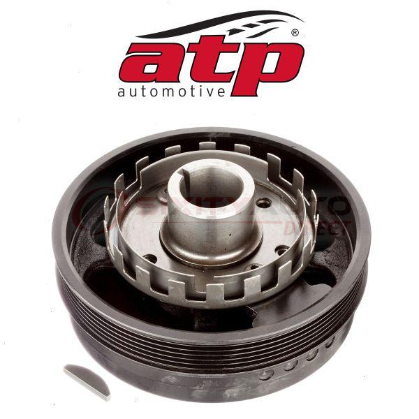 Atp Engine Harmonic Balancer For 1993